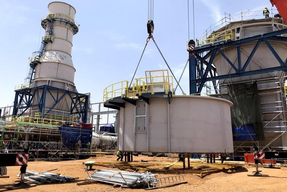 PORT SUDAN OCPP Project (2 x150MW)