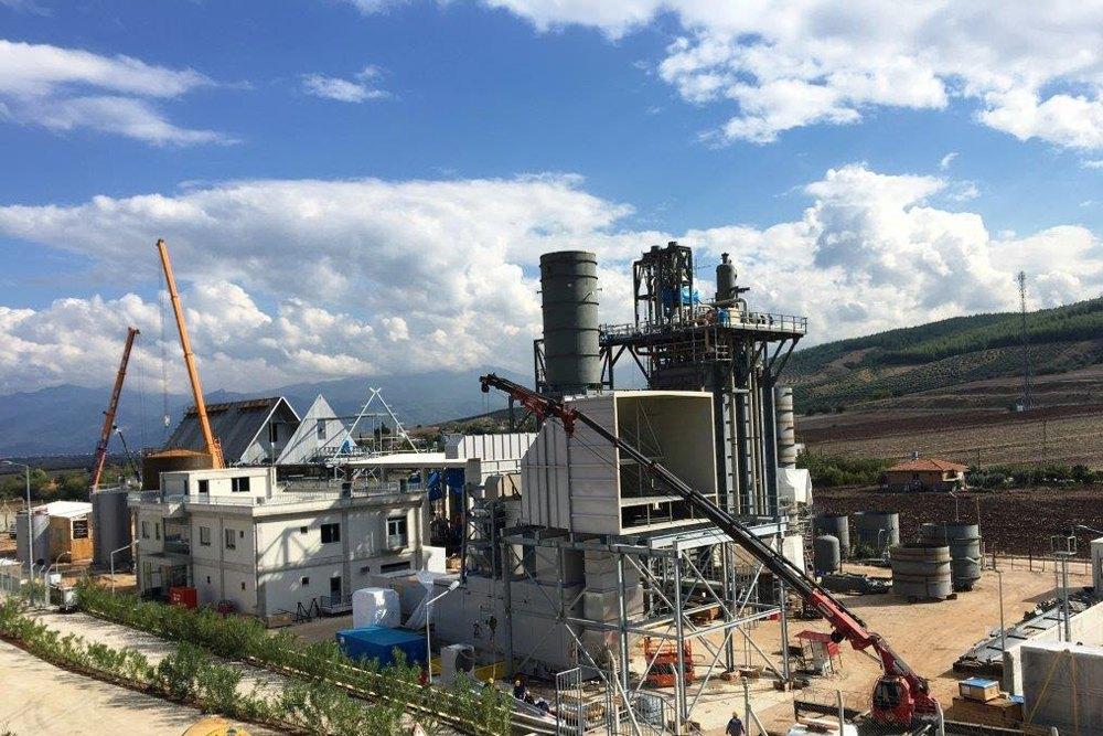 Kayalı Natural Gas Fired CCPP (1x63 MW Trent GTG + 1 x 14 MW STG)