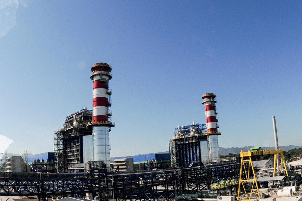 SAMSUN CCPP Natural Gas Fired CCPP (870 MW, 2 x GE Single Shaft Power Train)