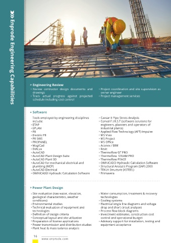 Page 16 - Enprode Engineering & Construction